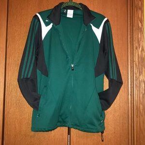 Adidas Climacool running jacket- full zip